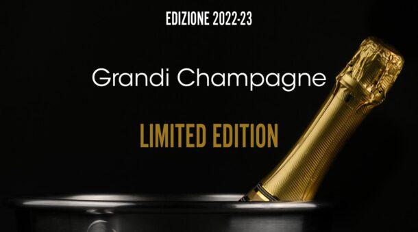 Grandi Champagne Limited Edition 2022-23